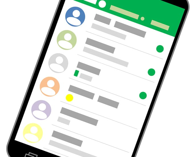 Отправка видео большого размера через приложение WhatsApp